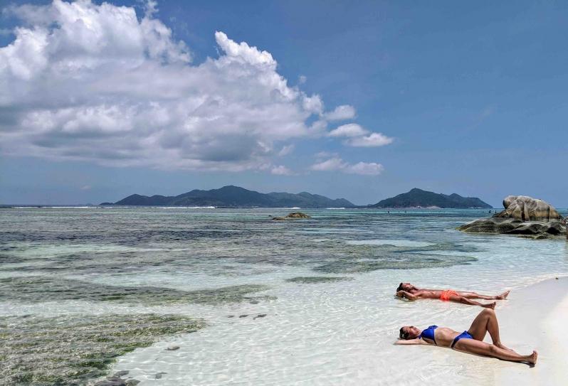 Paradise Seychelles