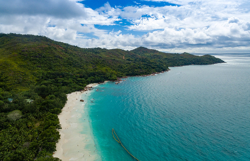 Mooiste strand Seychellen?