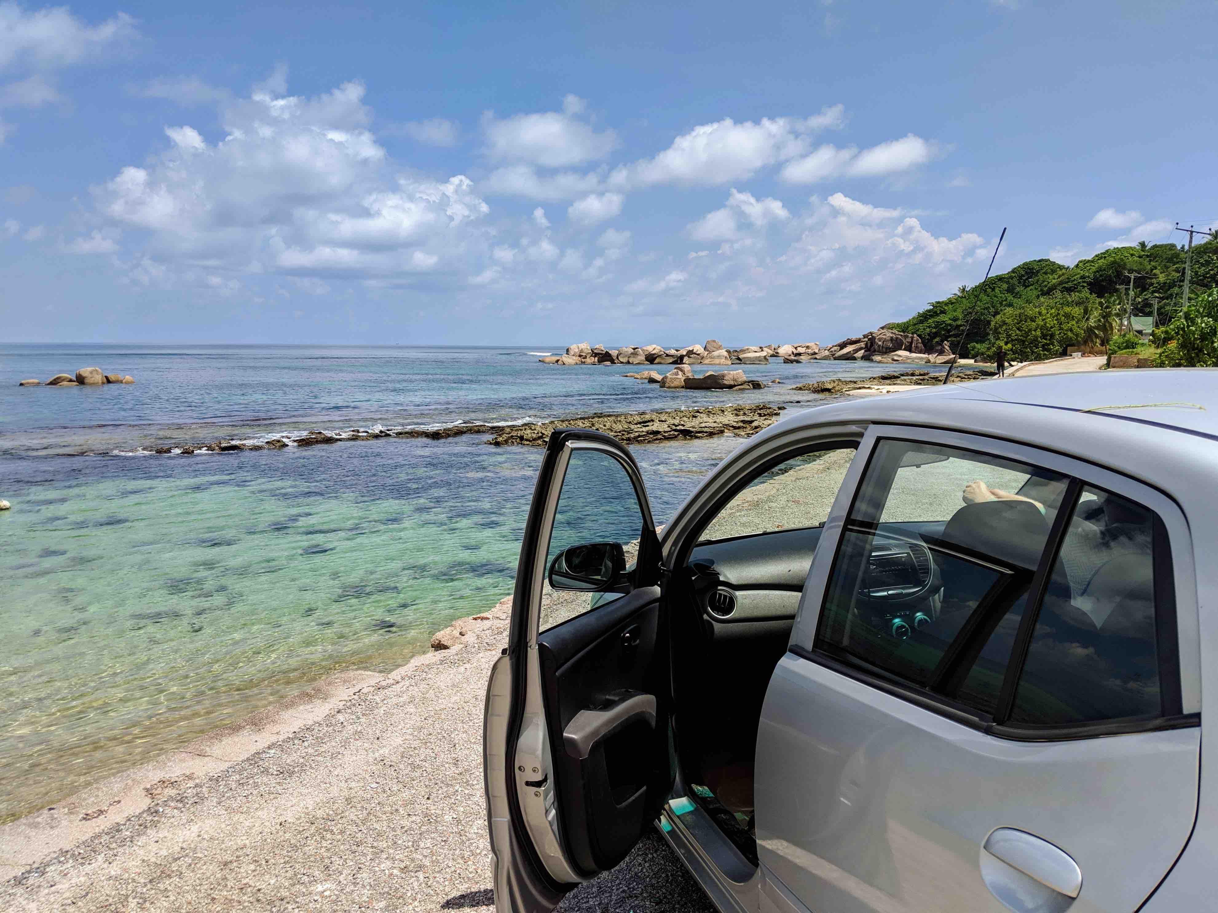 Roadtrip Seychelles
