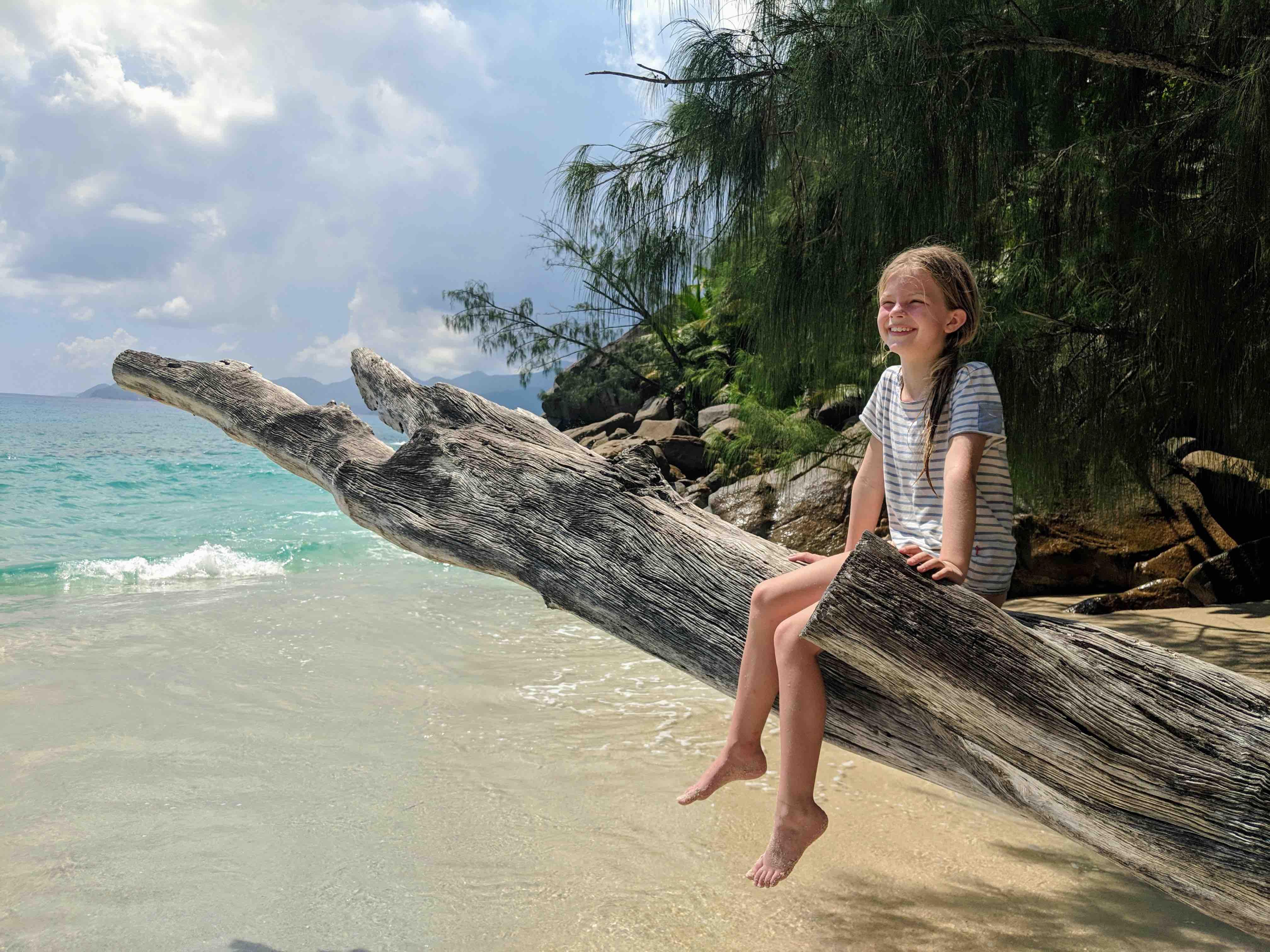 Family vacation Seychelles