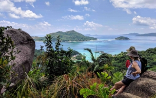 View Fond Ferdinand park Seychelles