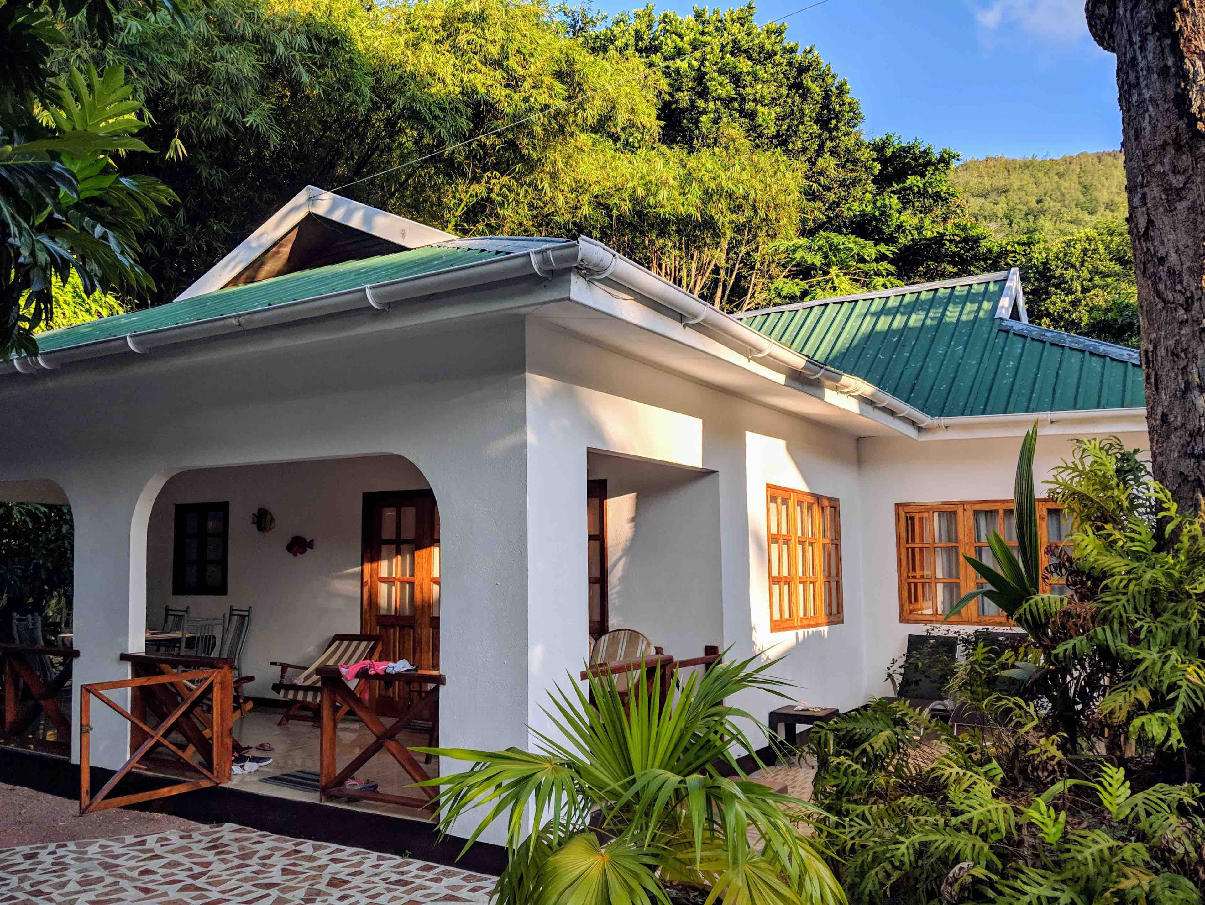 Accommodatie Seychellen