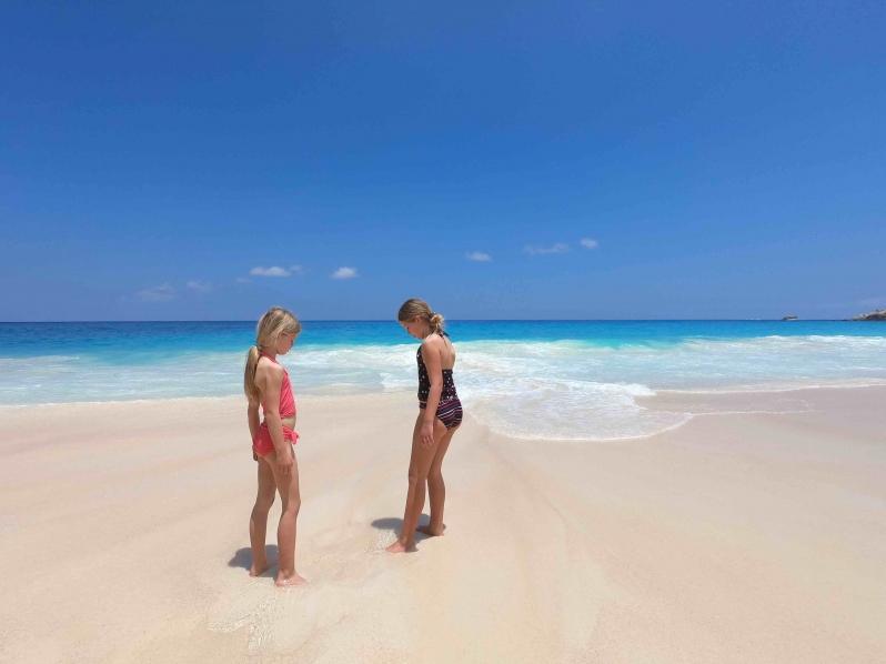 Kinderen Seychellen