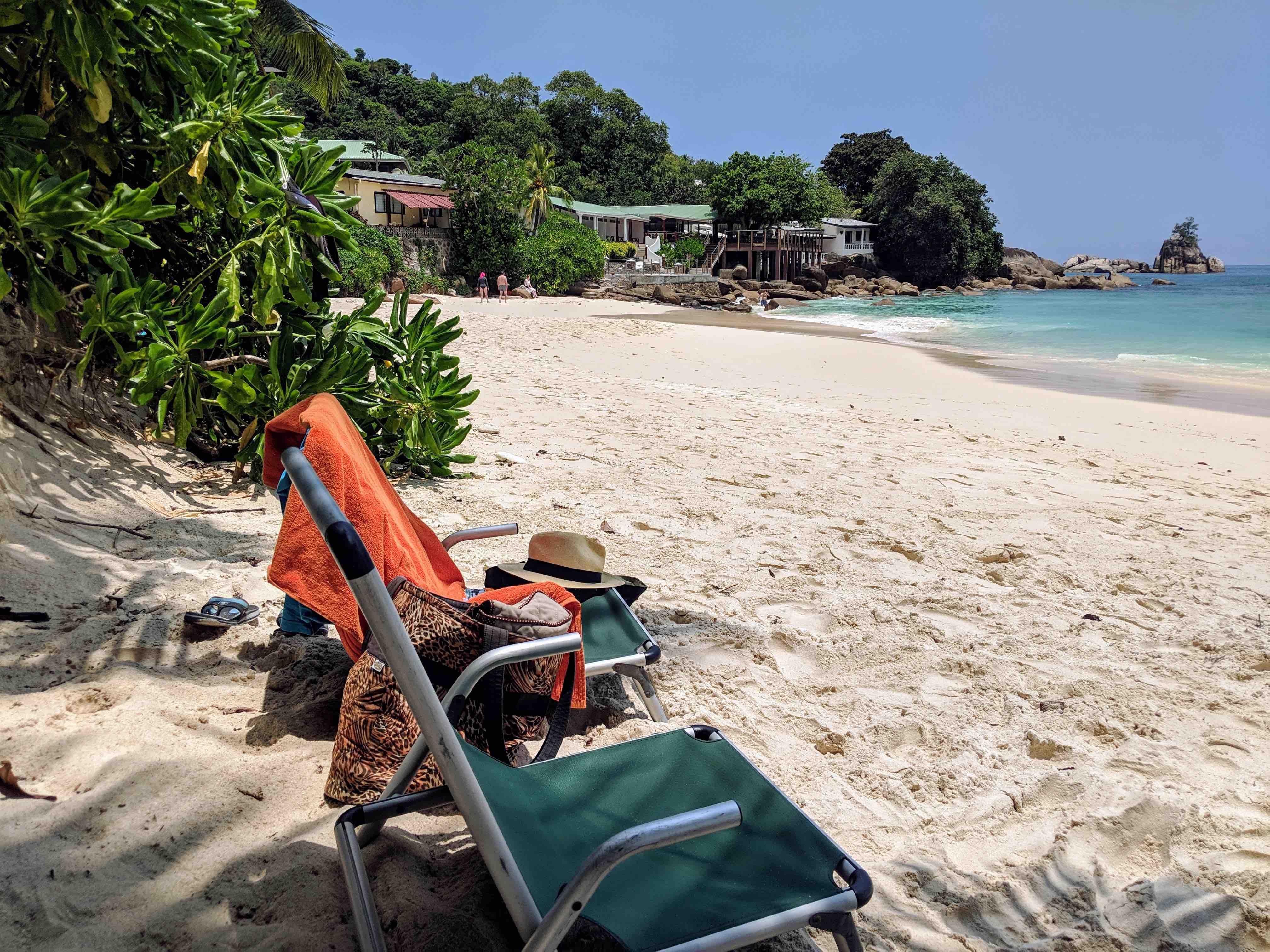 Strandvakantie Seychellen