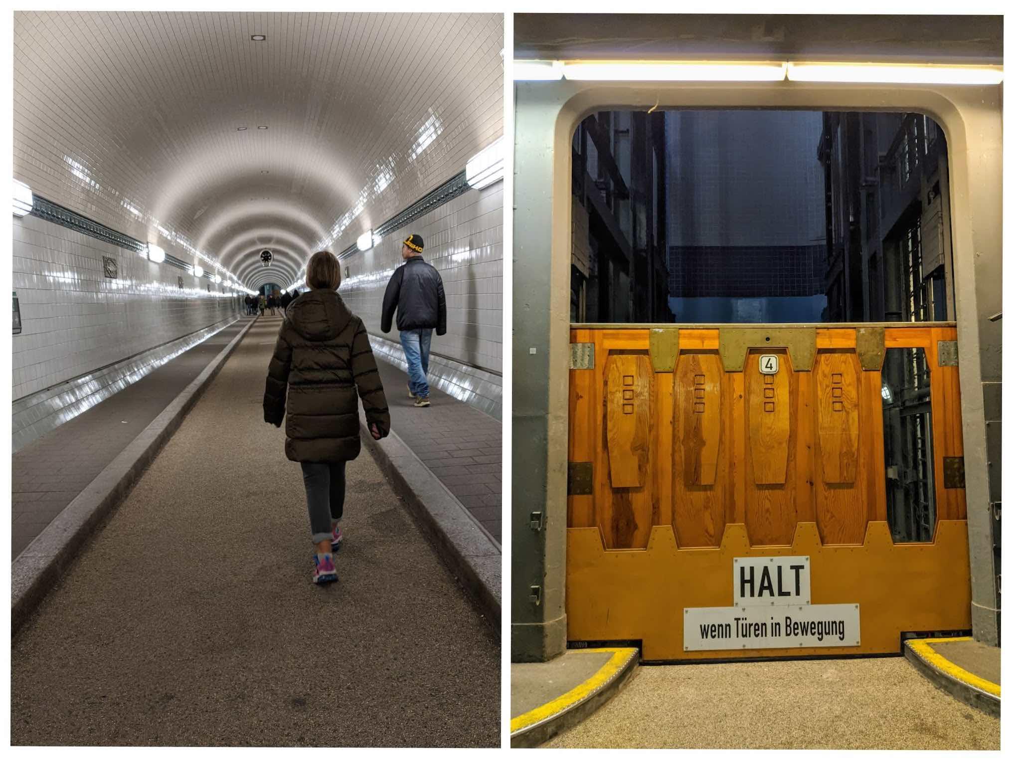 Elbetunnel Hamburg