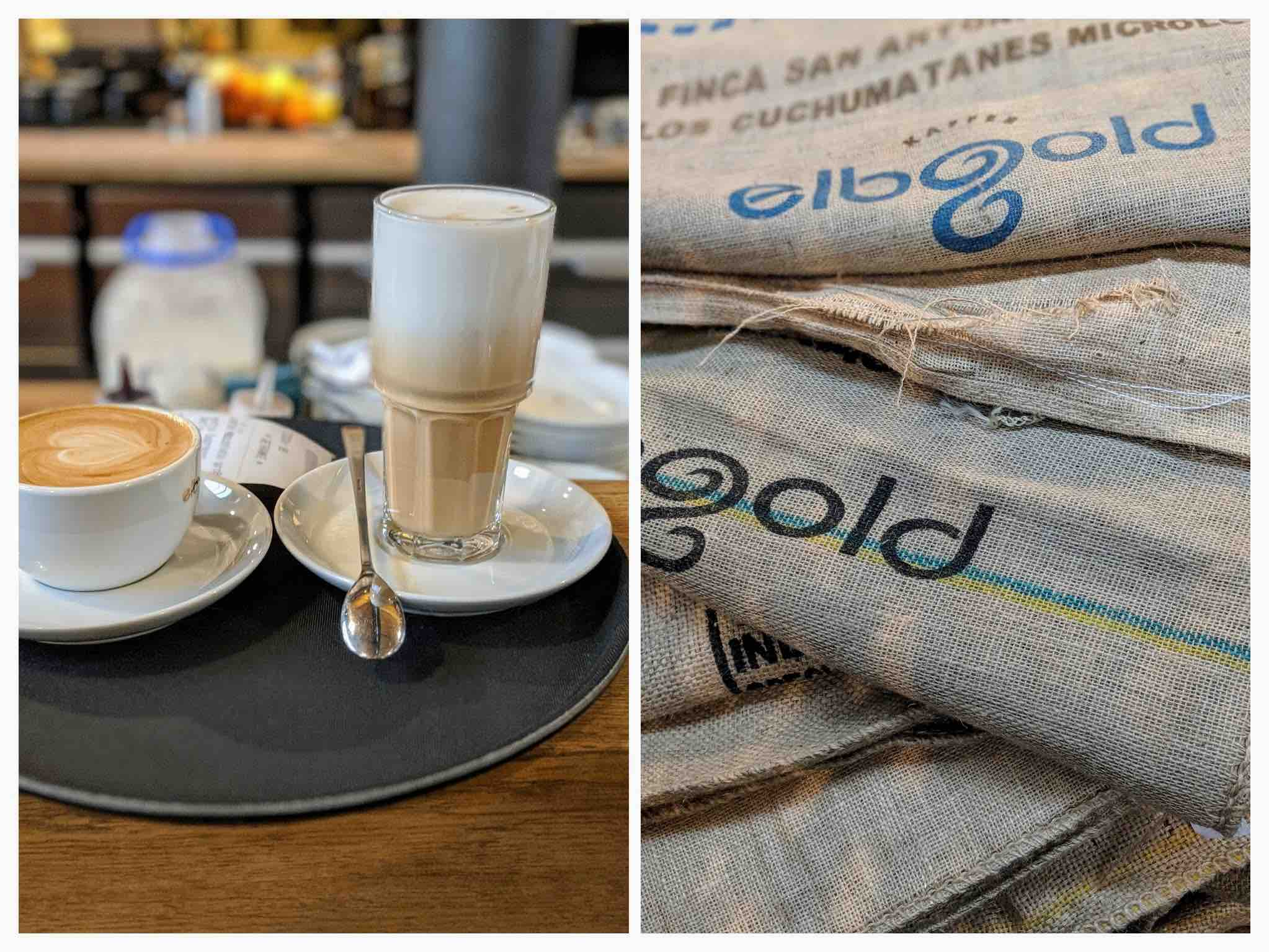 Elbgold coffee