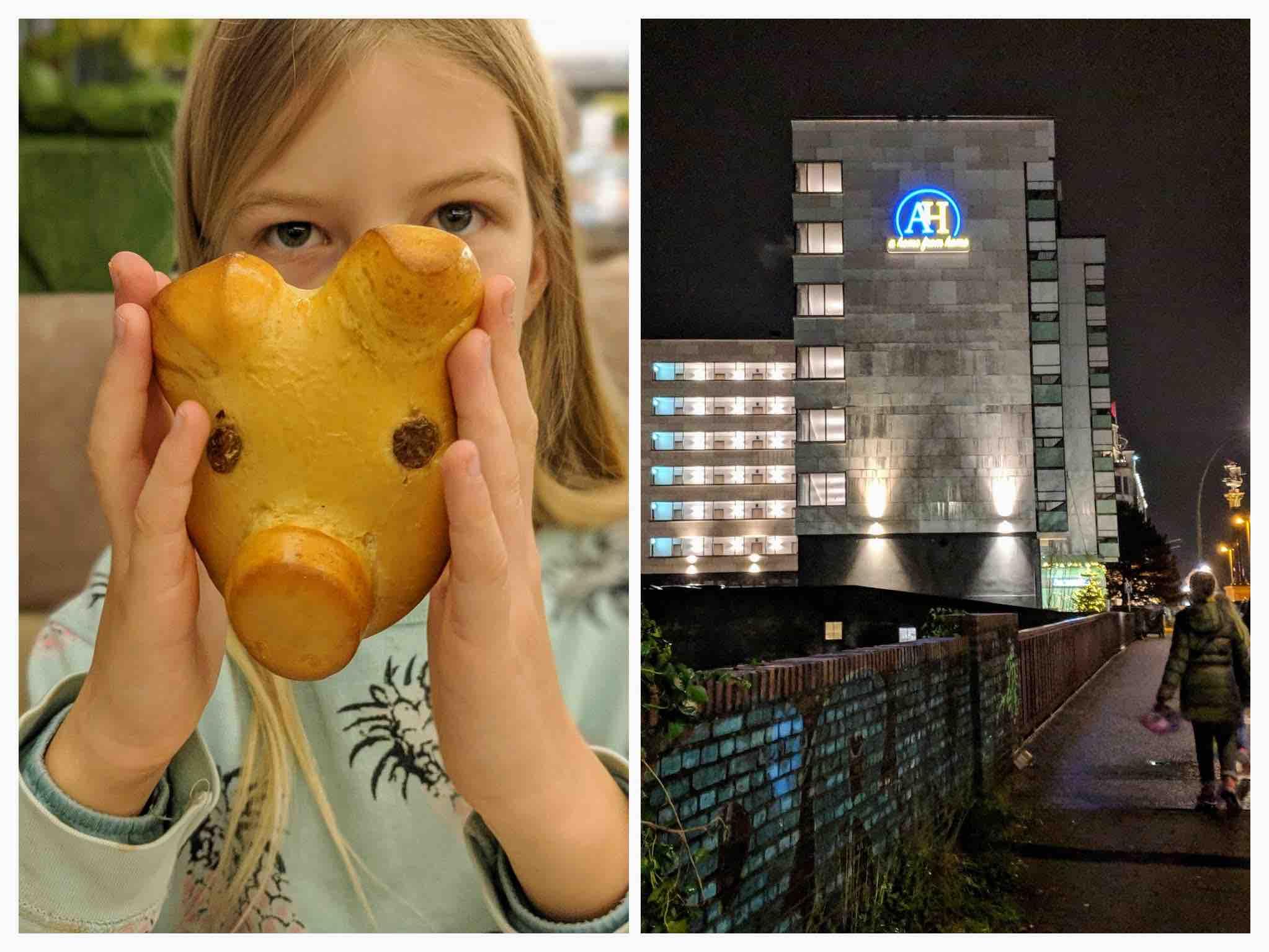 Family hotel hamburg