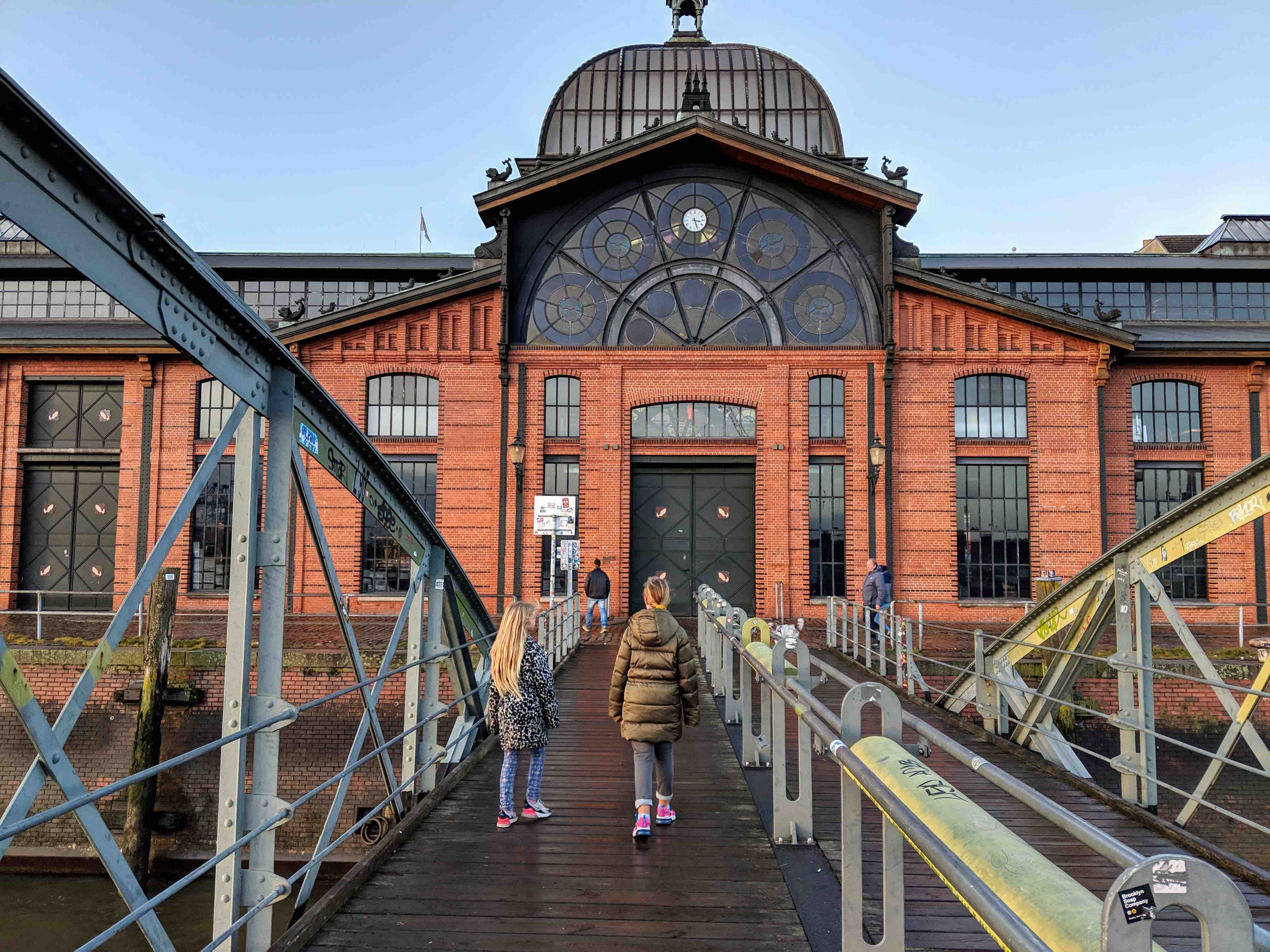 Vismarkt Hamburg