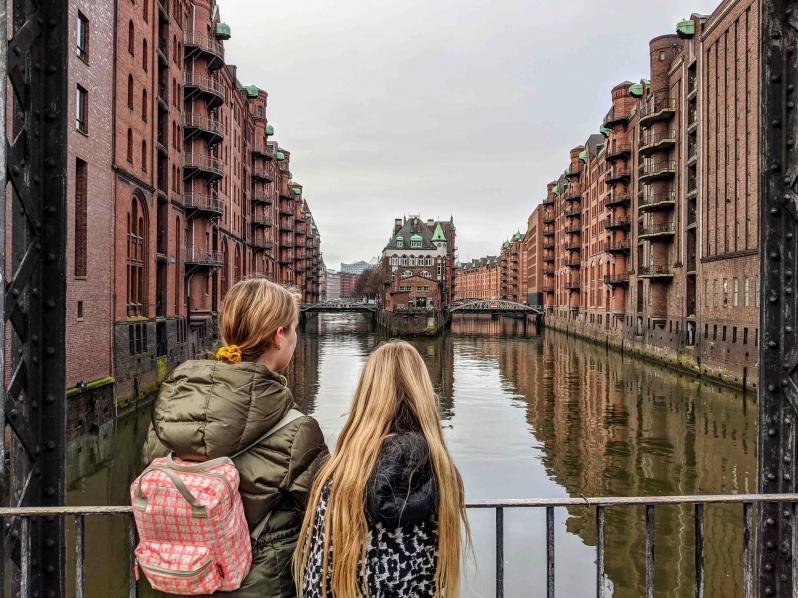 Hamburg met kinderen