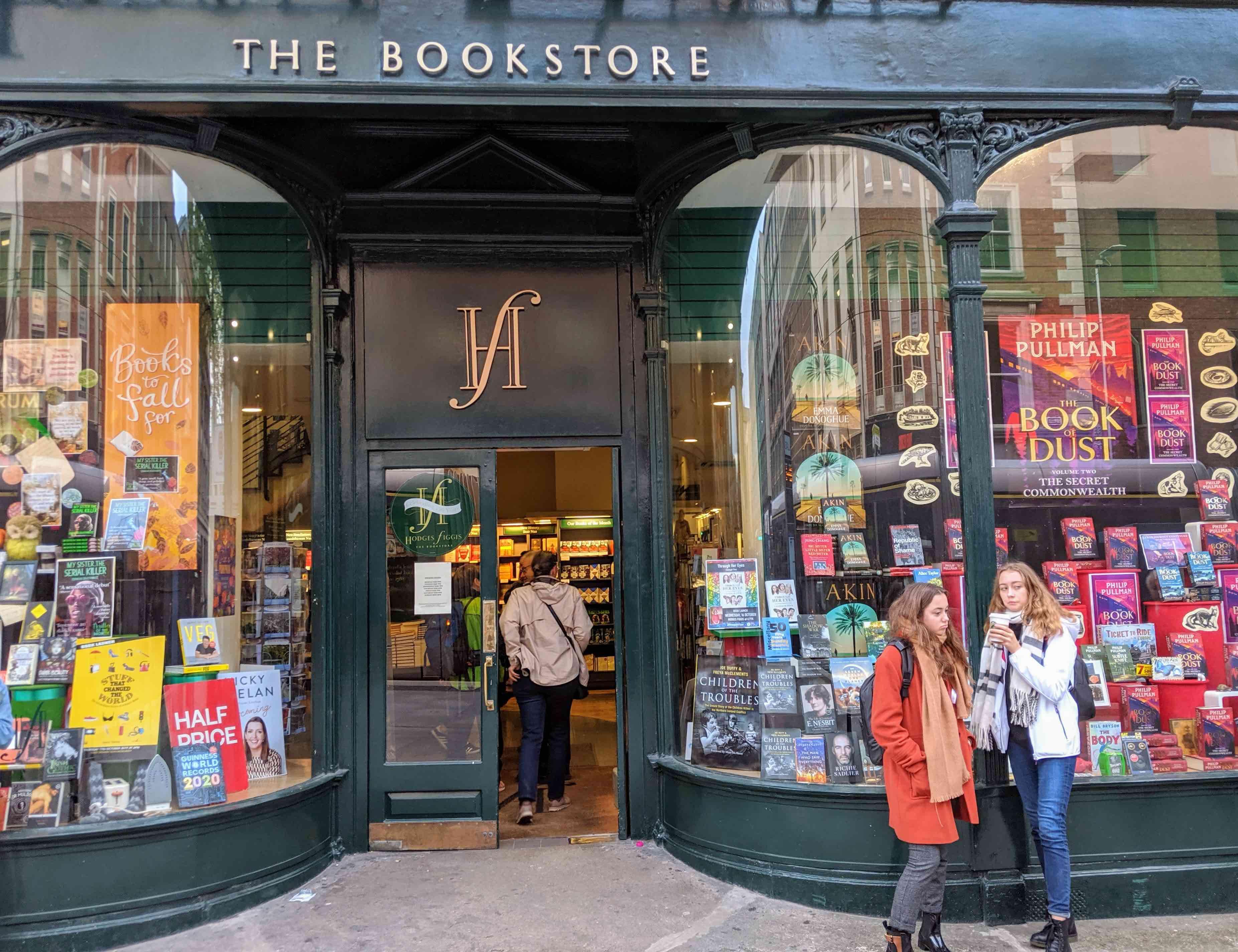 Dublin's best bookstore