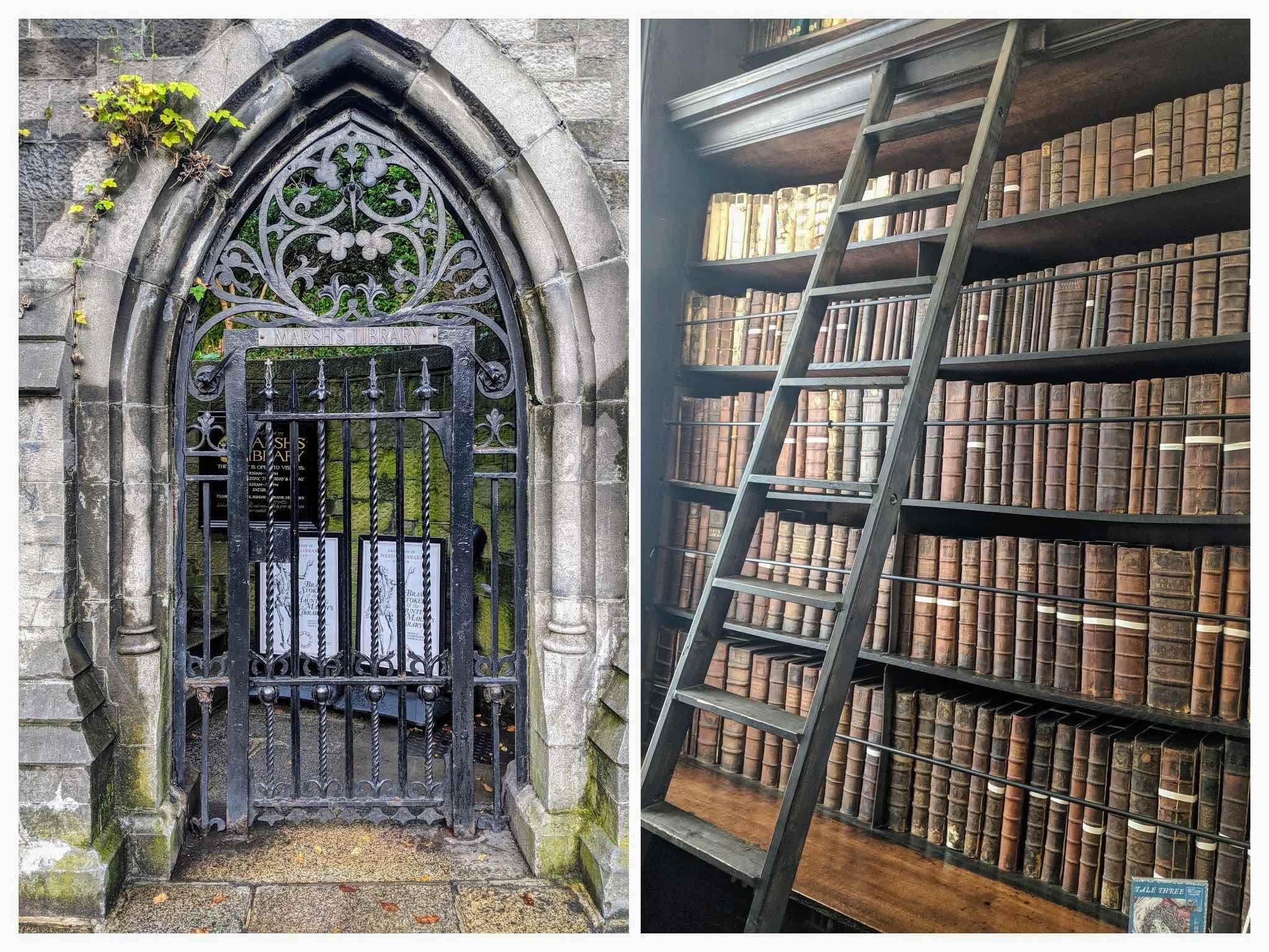Marsh library Dublin