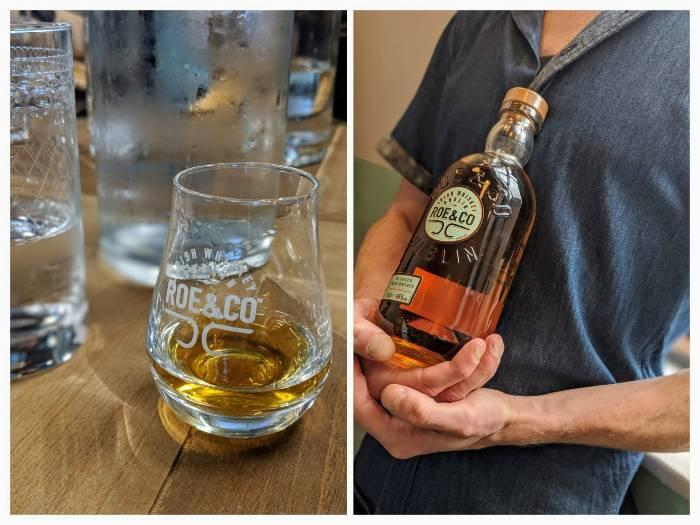 Famous Irish whiskey