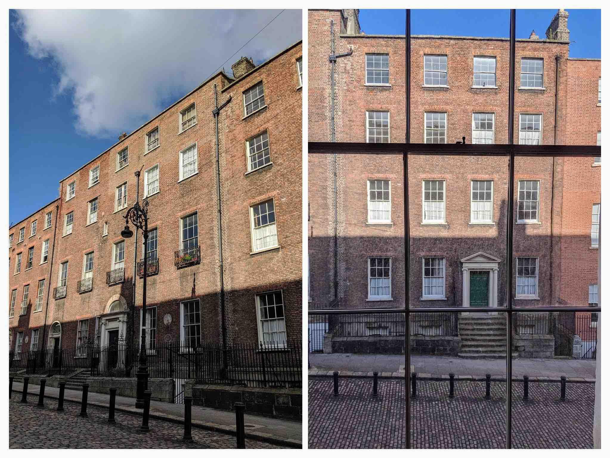 Georgiaanse huizen Dublin