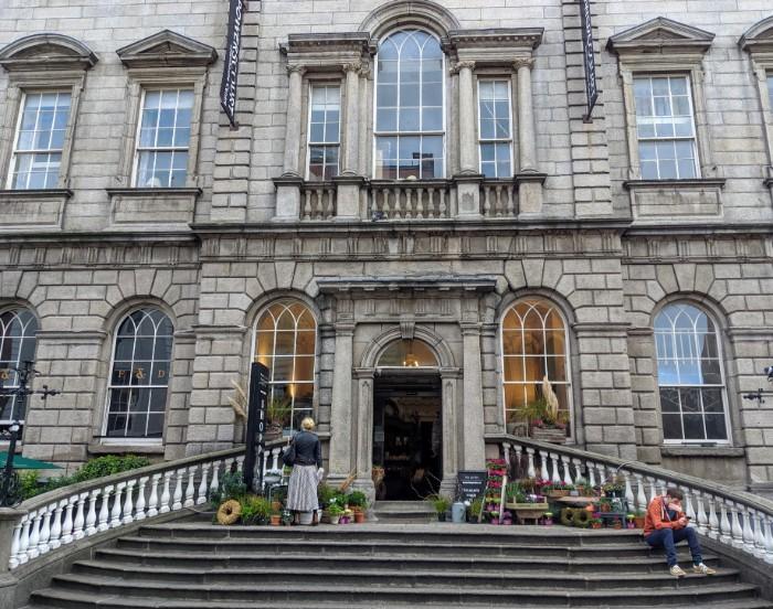zien in Dublin