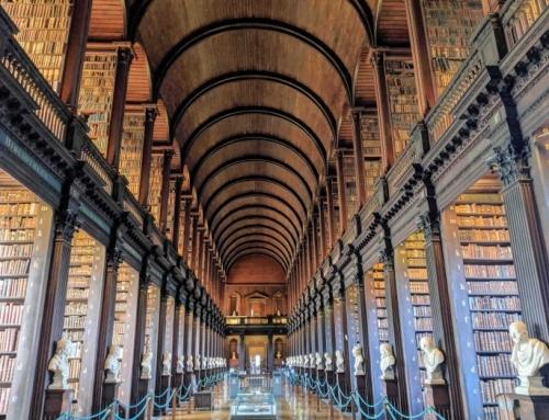 UNESCO literatuurstad Dublin| 10 bezienswaardigheden