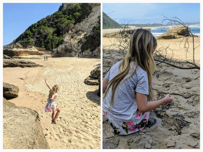 Stranden Zuid Afrika