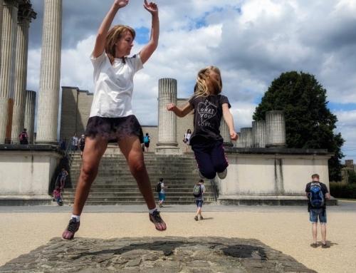 Uitstapje over de grens met kinderen? Romeins park Xanten!