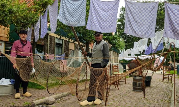 Uitje poenluchtmuseum Enkhuizen
