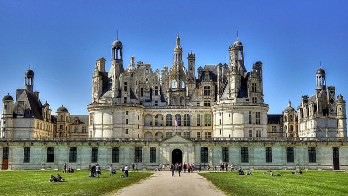 Kasteel Chambord Loire