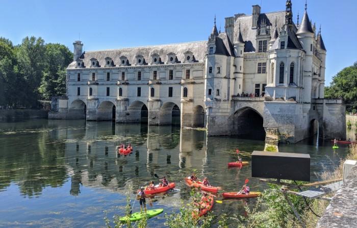 Loire castle