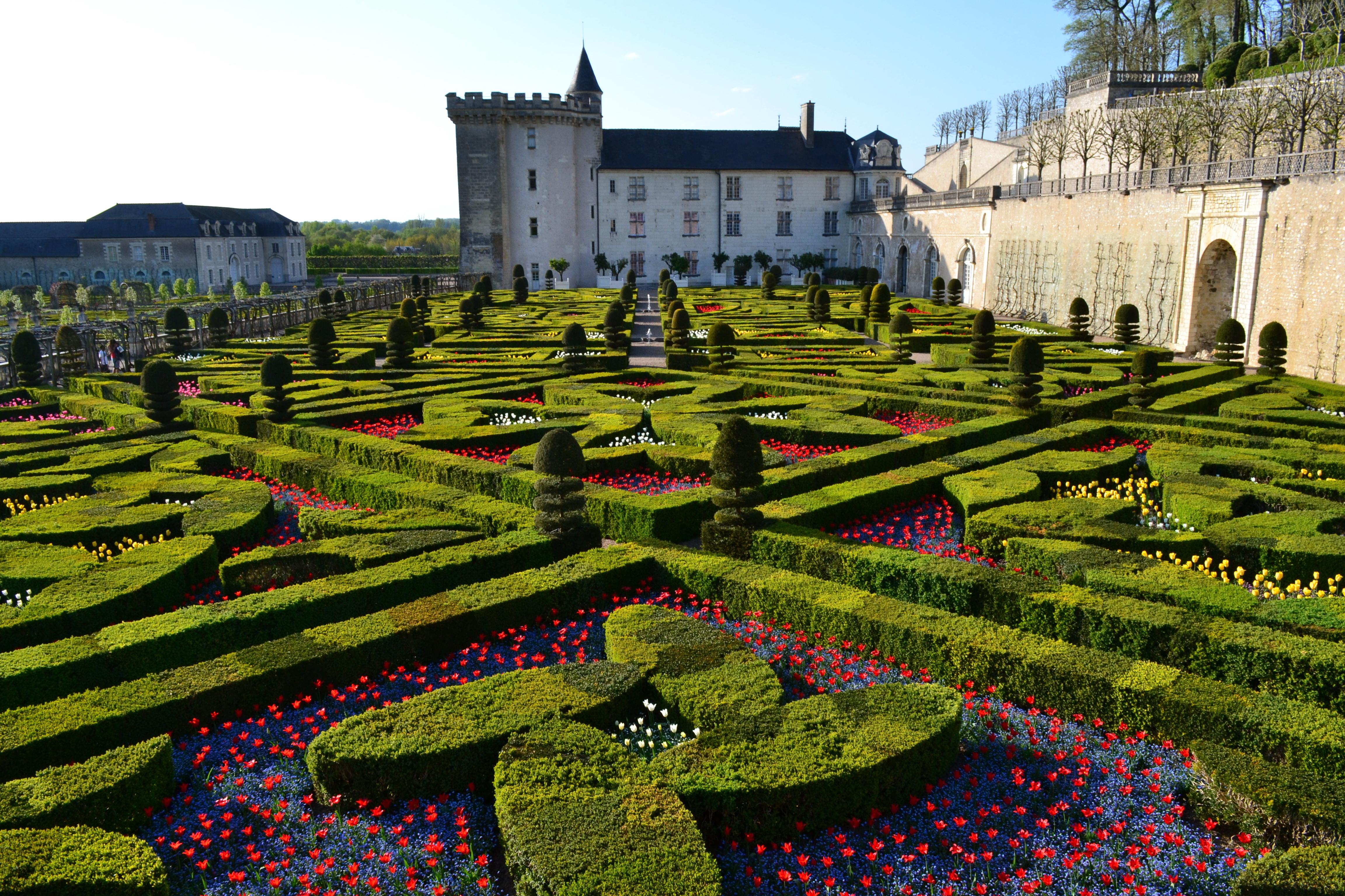 Top kastelen Frankrijk