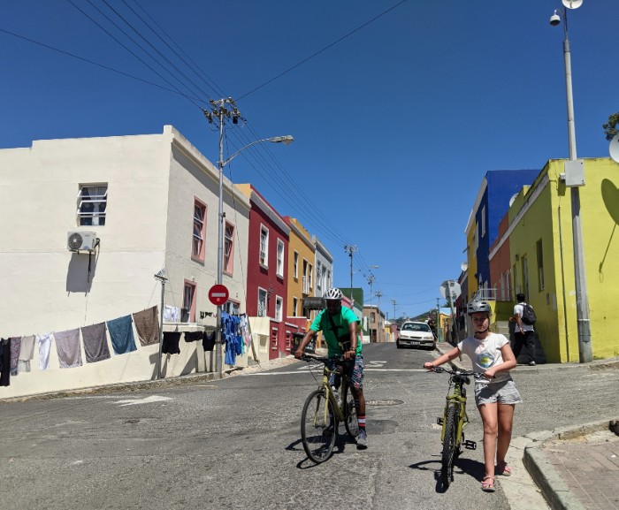 Bike tour Cape Toewn