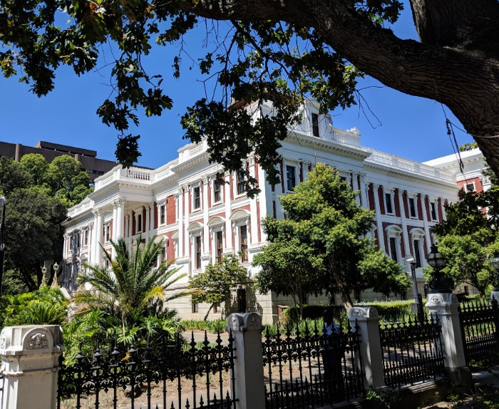 Parlement Cape Town