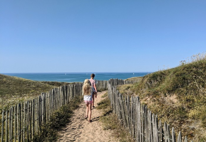 Beaches Loire Atlantic