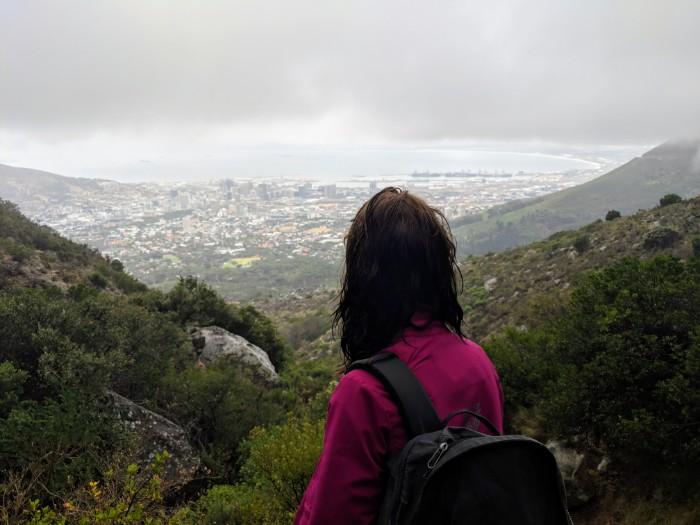 Beklim de Tafelberg
