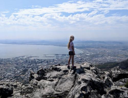 Tafelberg met kinderen| Bezoeken of beklimmen doe je zo