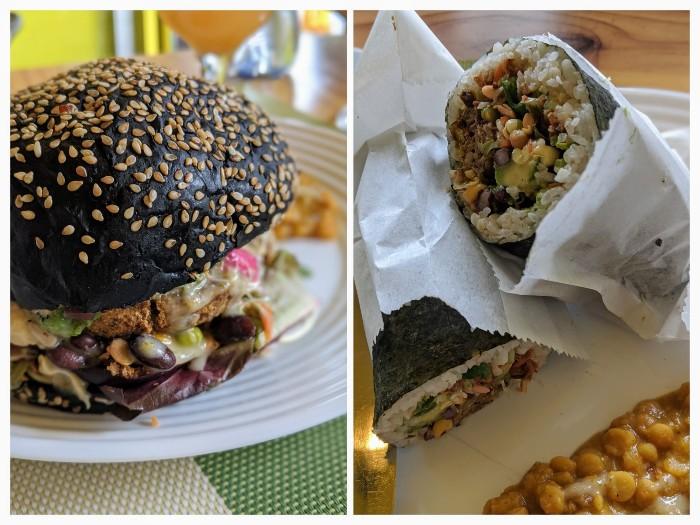 Vegan food Cape Town