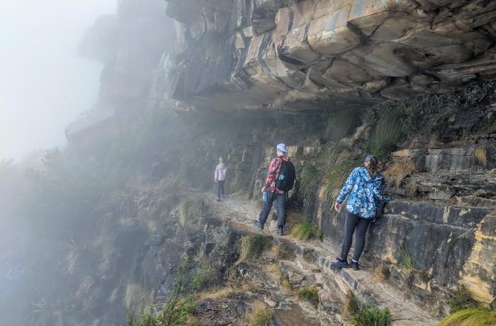 Tafelberg beklimmen