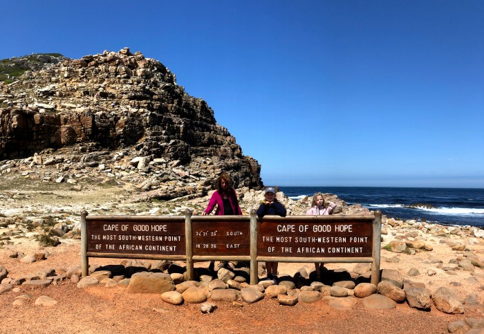 Bord Cape of good hope