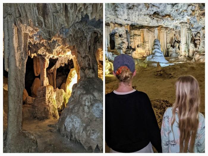 Cango grotten Zuid-Afrika