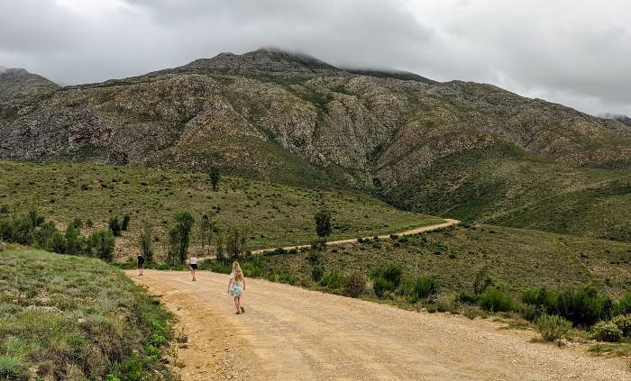 Klein Karoo Zuid-Afrika
