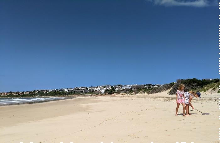 ST. Francis Bay aan zee