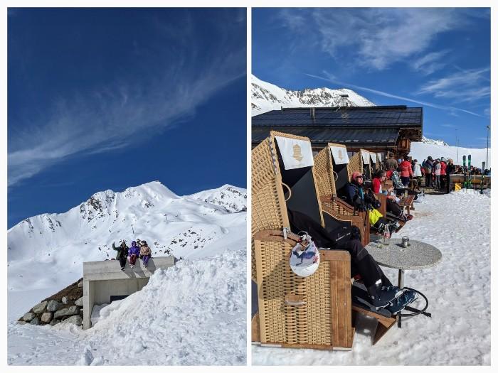 Wintersport Kuhtai