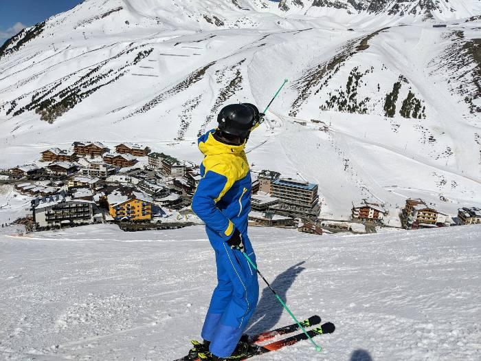 Skiles Tirol