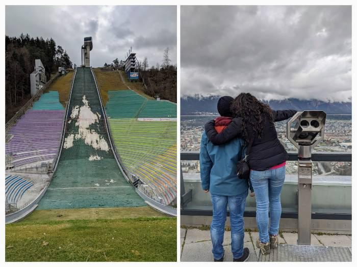 Skiscchans Innsbruck