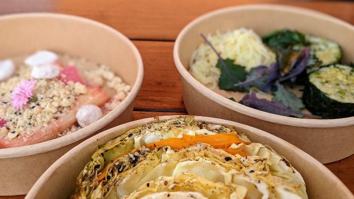 Vegan foodtour Amsterdam