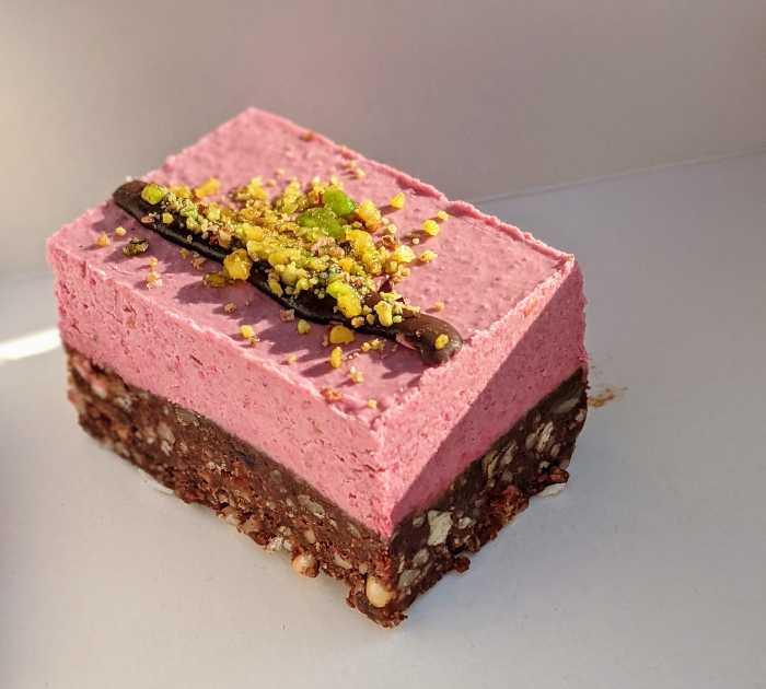 Vegan taart Amsterdam