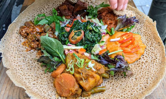 Beste vegan restaurants Amsterdam