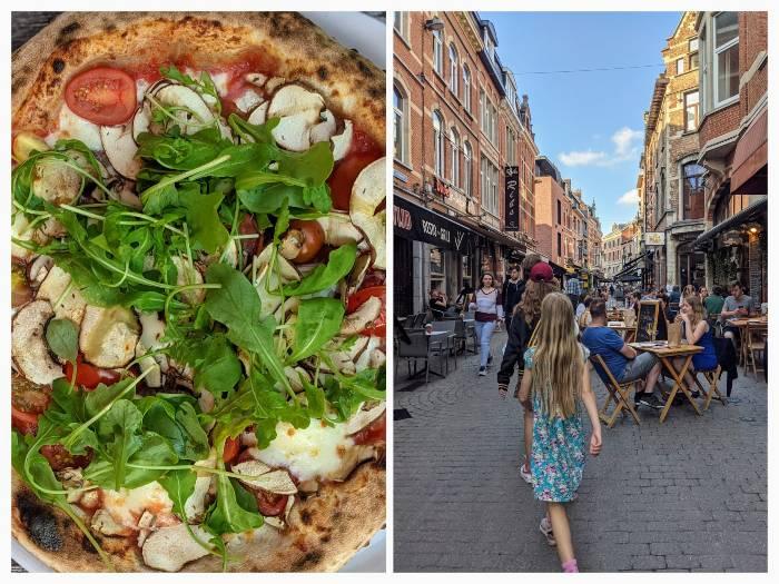 Beste Pizza Leuven