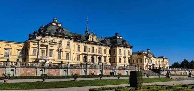 Paleis Drottingholm Stockholm