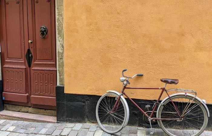 Bike tour Stockholm