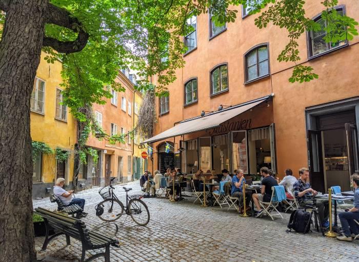Plein Gamla Stan Stockholm