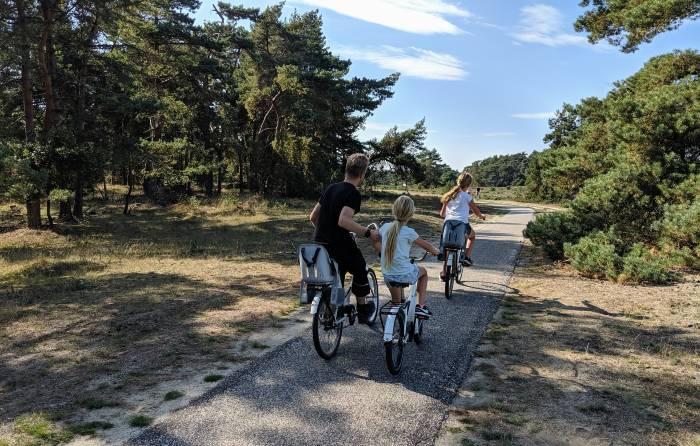 Fieten Nationaal Park Hoge Veluwe
