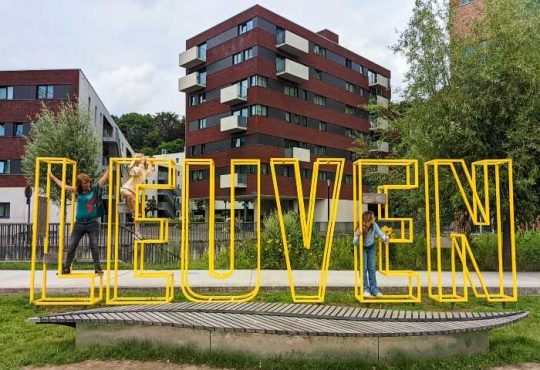 Leuven voor de familie