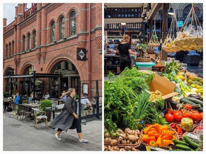 Markthal Stockholm