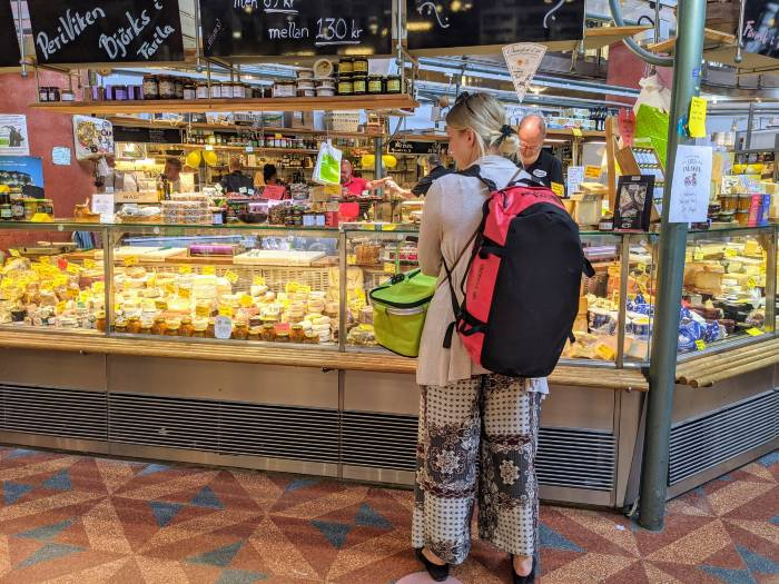 Markt Stockholm bezoeken